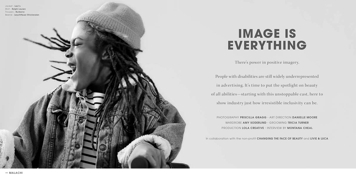 Image is Everything - There's Power in Positive Imagery - Image